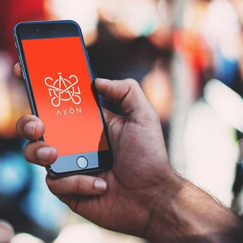 Aplicacion movil axon agencia marketing digital