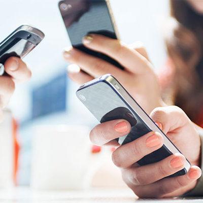 fotografia celulares manos internet
