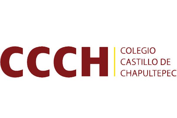 Logotipo Colegio Castillo de Chapultepec