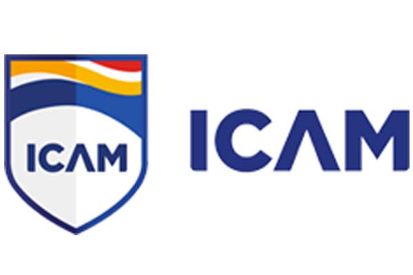 Logotipo Colegio ICAM