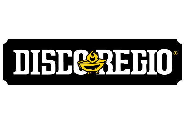 Logotipo Disco Regio
