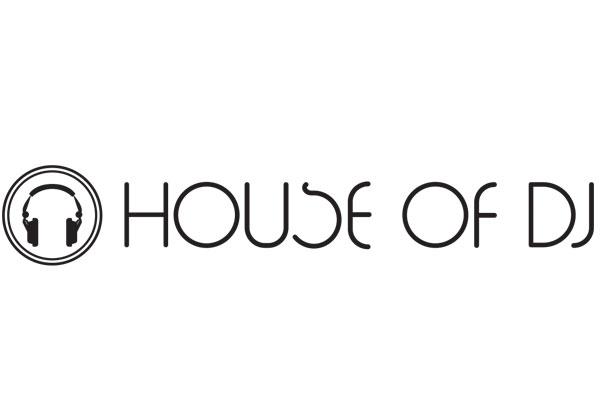 Logotipo House of Dj