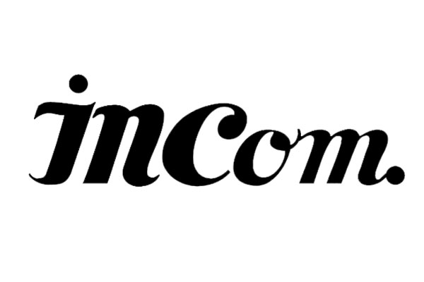 Logotipo Agencia de marketing Incom
