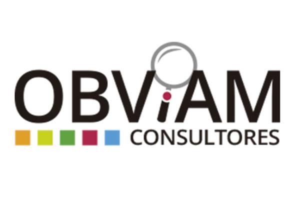 Logotipo Obviam Consultores