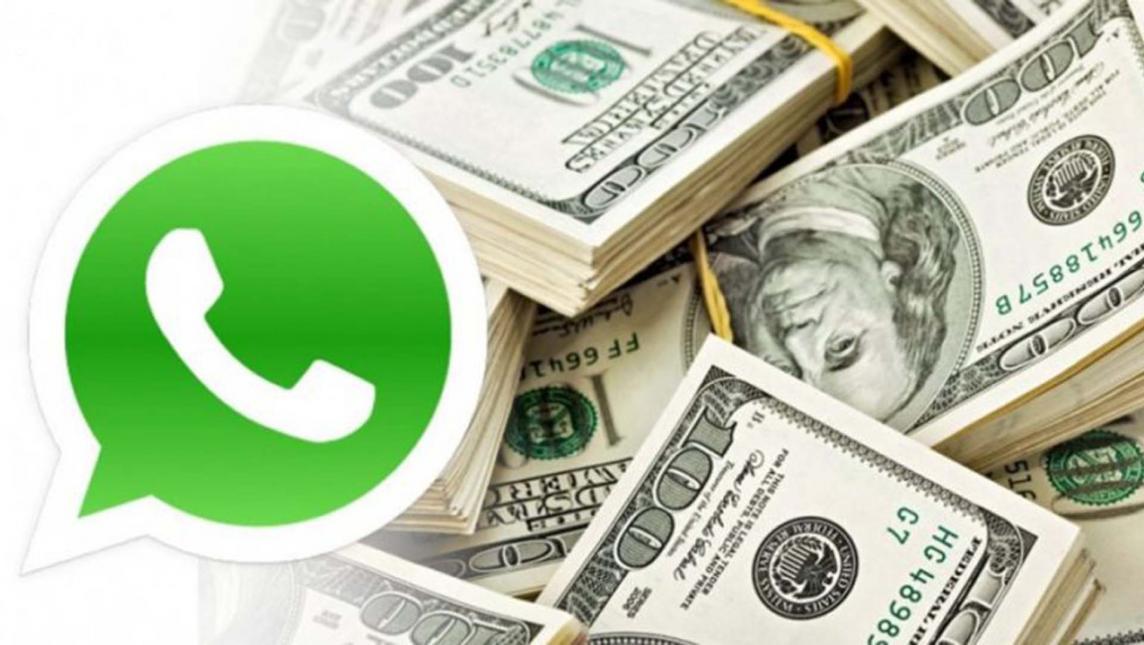 whatsapp transferencias dinero
