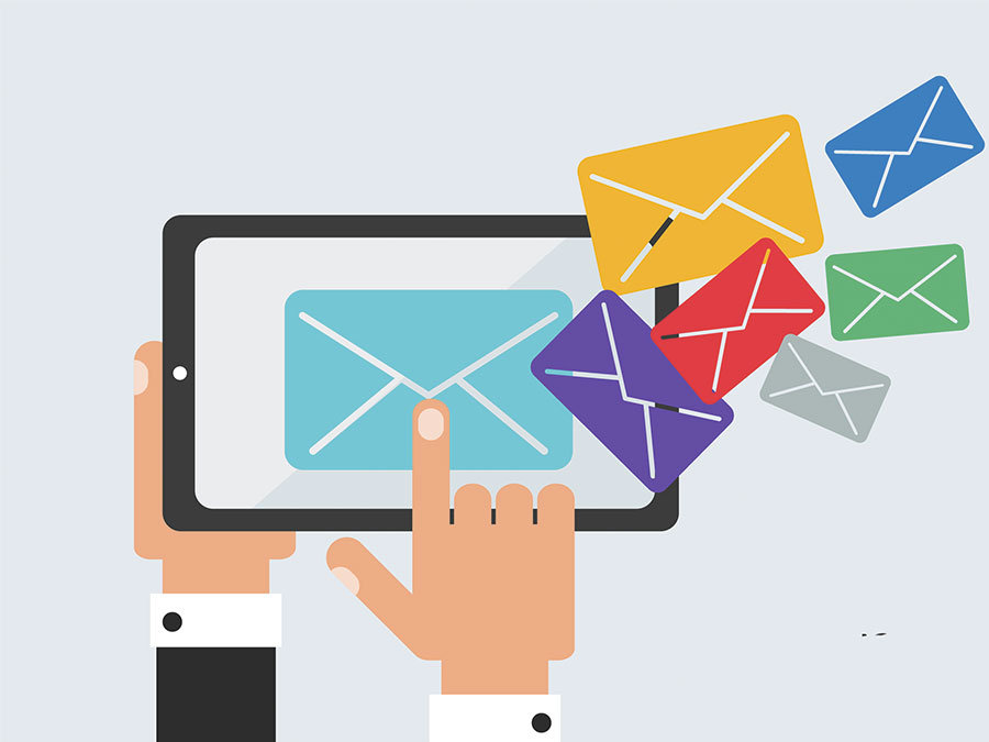 Envio masivo de Email Marketing