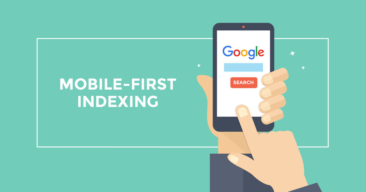 Sitios Google Mobile First