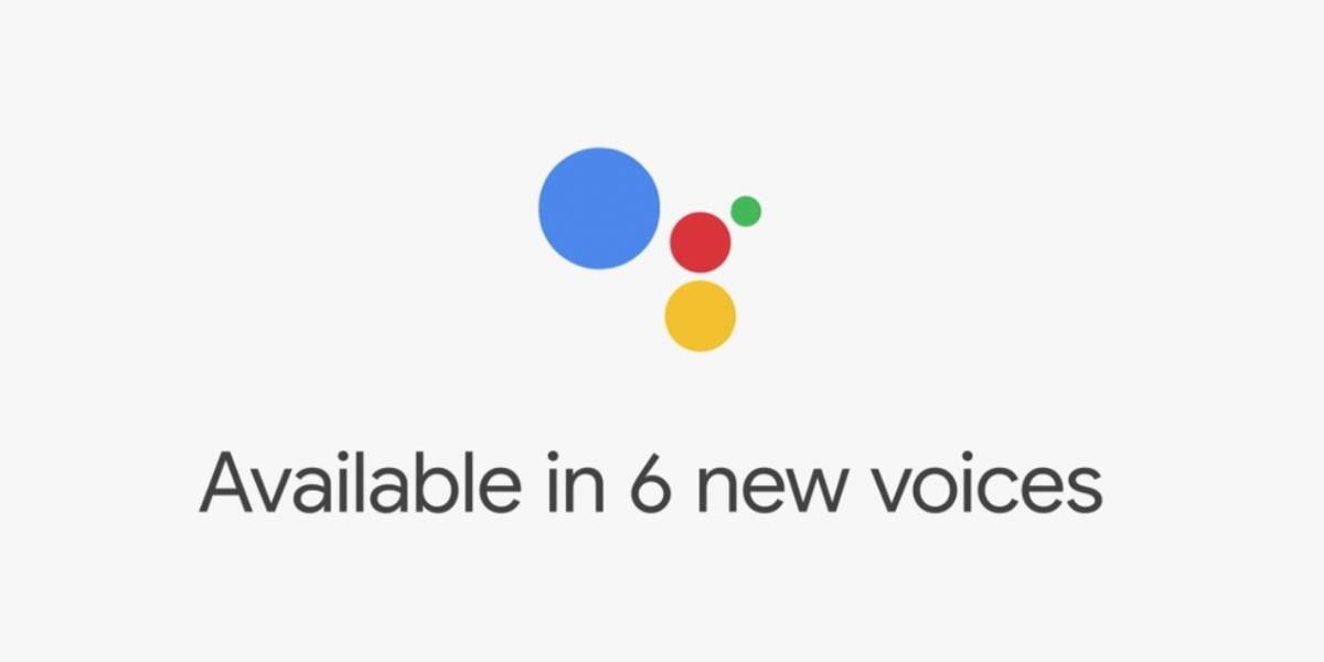 Gráfico de Google Assistant