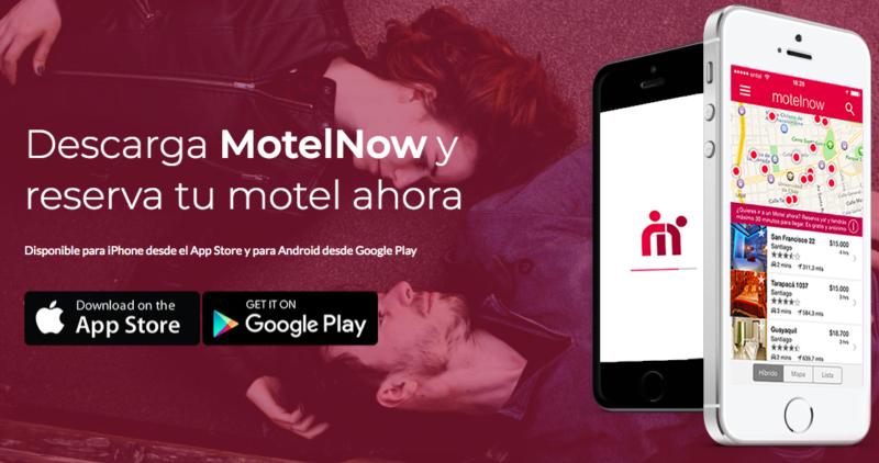 Motel Now App Banner
