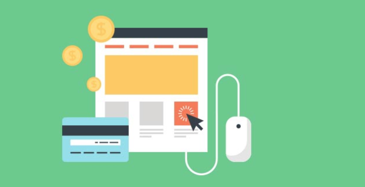 Ilustración de Feed de E-Commerce