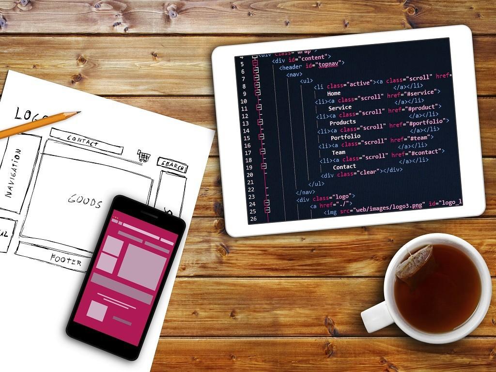 Desarrollo de aplicación y código fuente