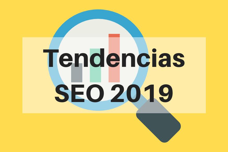 Tendencias SEO 2019