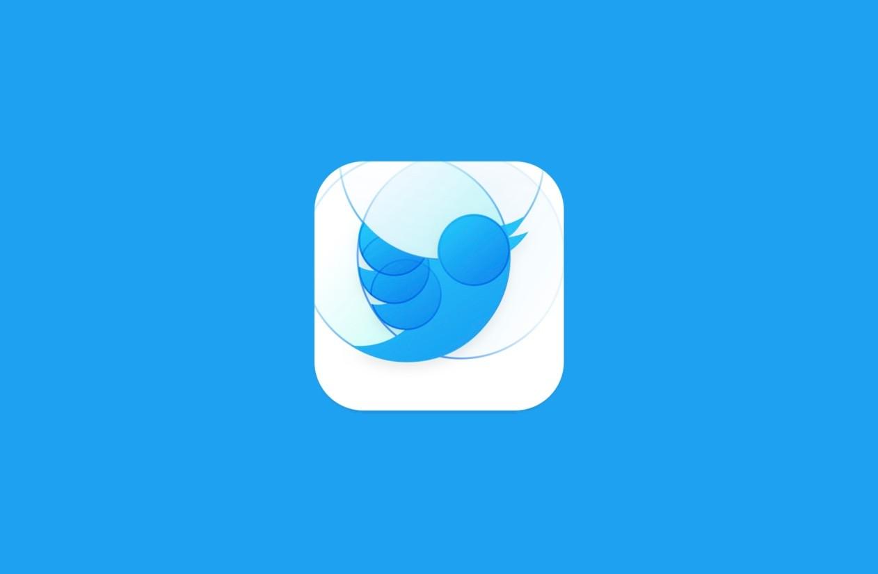 Novedades de Twitter en logotipo