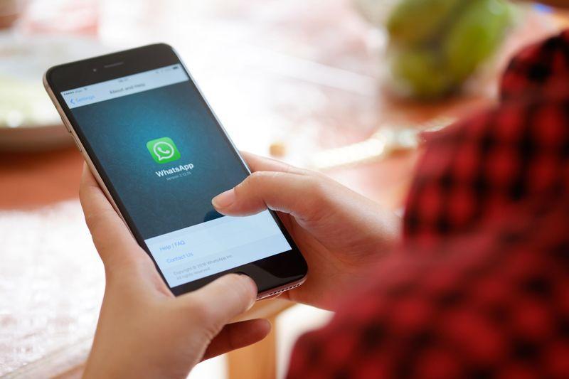 Bloqueo de Whatsapp por huella