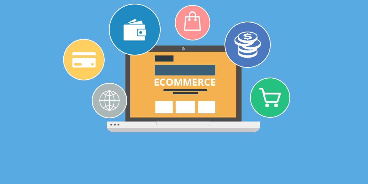 Gráfico de Tiendas en línea o E-Commerce en México