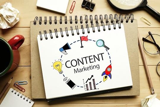 Estrategia de Marketing Digital con Contenido