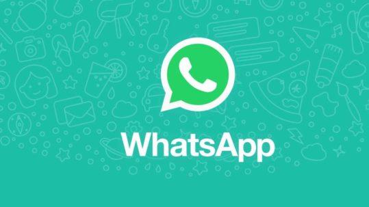 Splash screen de Whatsapp